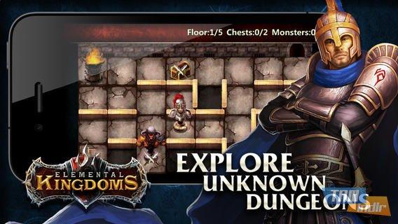 Elemental Kingdoms Ekran Görüntüleri - 1