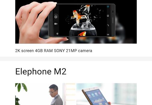 Elephone Ekran Görüntüleri - 5