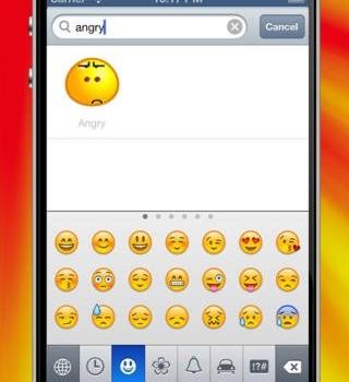 Emoticon & Emoji Keyboard & Photo Graffiti Ekran Görüntüleri - 5