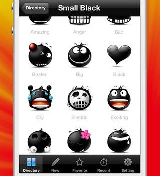 Emoticon & Emoji Keyboard & Photo Graffiti Ekran Görüntüleri - 4