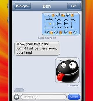 Emoticon & Emoji Keyboard & Photo Graffiti Ekran Görüntüleri - 2