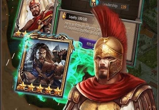 Empire War: Age of Heroes Ekran Görüntüleri - 2