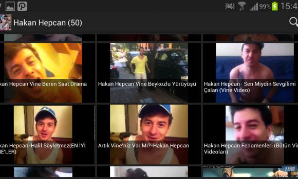 En iyi Vine Videoları Ekran Görüntüleri - 1
