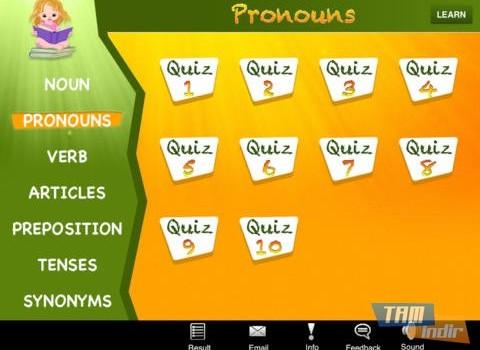 English Grammar Pro Ekran Görüntüleri - 4