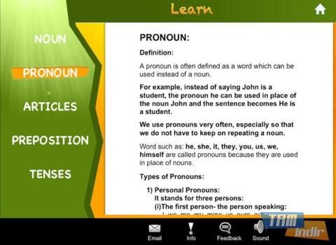 English Grammar Pro Ekran Görüntüleri - 3