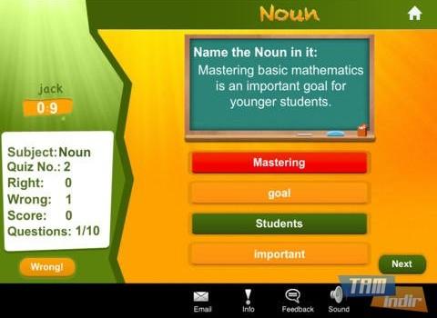 English Grammar Pro Ekran Görüntüleri - 2