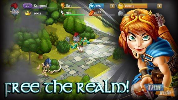 Epic Empire: A Hero's Quest Ekran Görüntüleri - 2