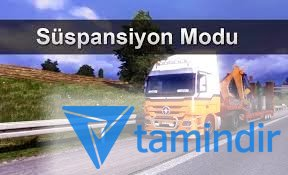 Euro Truck Simulator 2 Süspansiyon Yaması Ekran Görüntüleri - 1