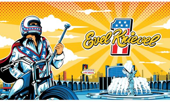 Evel Knievel Ekran Görüntüleri - 3