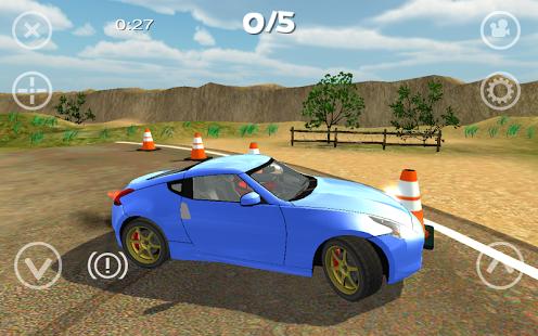 Exion Off-Road Racing Ekran Görüntüleri - 3
