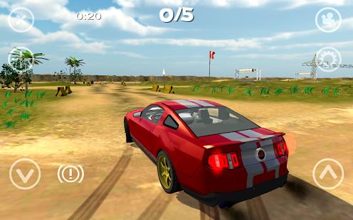Exion Off-Road Racing Ekran Görüntüleri - 1