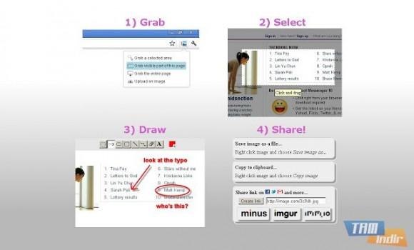 Explain and Send Screenshots Ekran Görüntüleri - 1