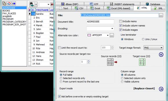Exportizer Ekran Görüntüleri - 4