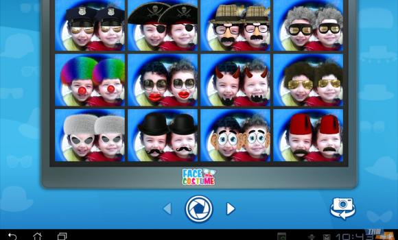Face Costume Ekran Görüntüleri - 4