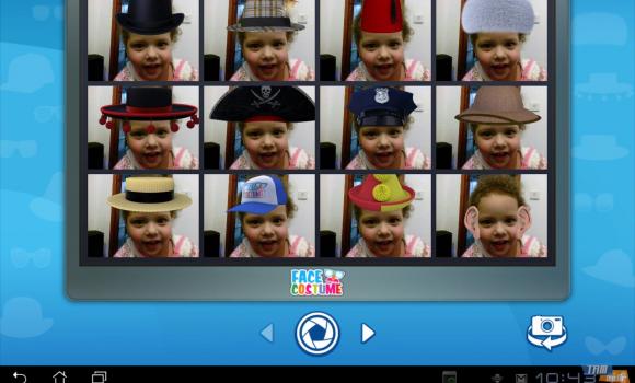 Face Costume Ekran Görüntüleri - 2