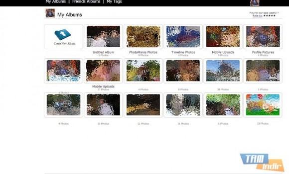 Facebook Album & Photo Manager Ekran Görüntüleri - 5