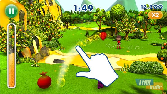 Fanta Fruit Slam 2 Ekran Görüntüleri - 2