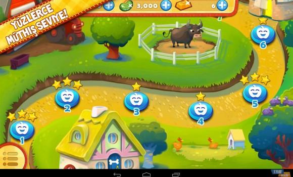 Farm Heroes Saga Ekran Görüntüleri - 2