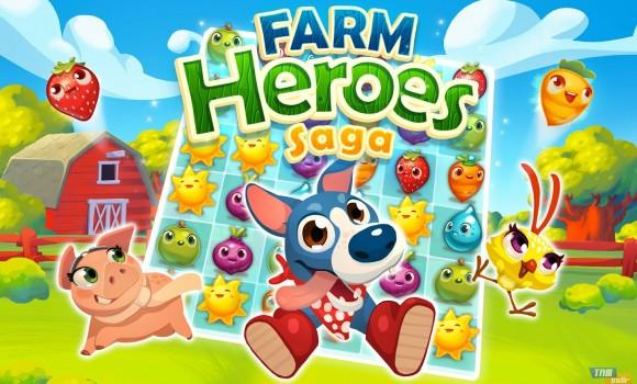 Farm Heroes Saga Ekran Görüntüleri - 1