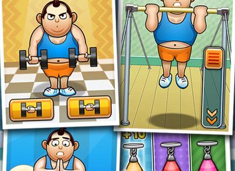 Fat Man Fitness Ekran Görüntüleri - 2