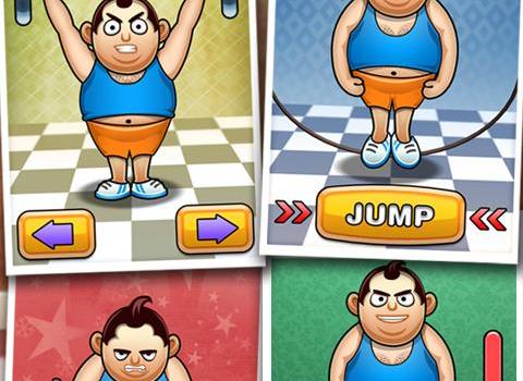 Fat Man Fitness Ekran Görüntüleri - 1