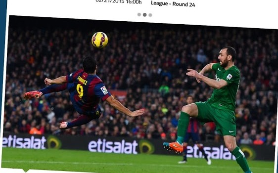 FC Barcelona Official App Ekran Görüntüleri - 5