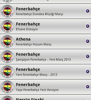 Fenerbahçe Zil Sesleri Ekran Görüntüleri - 4