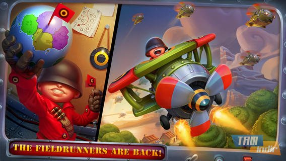 Fieldrunners 2 Ekran Görüntüleri - 5