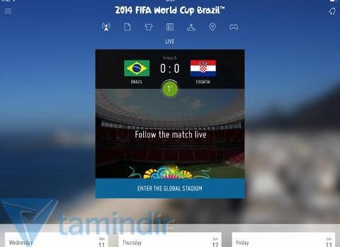 FIFA for iPad Ekran Görüntüleri - 1