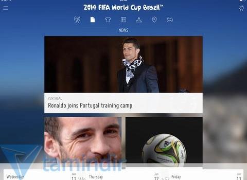 FIFA for iPad Ekran Görüntüleri - 4