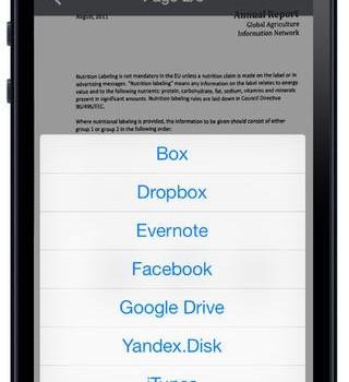 FineScanner Ekran Görüntüleri - 1
