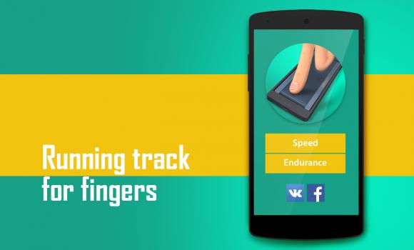 Fingers Running Track Ekran Görüntüleri - 2