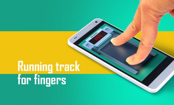 Fingers Running Track Ekran Görüntüleri - 1