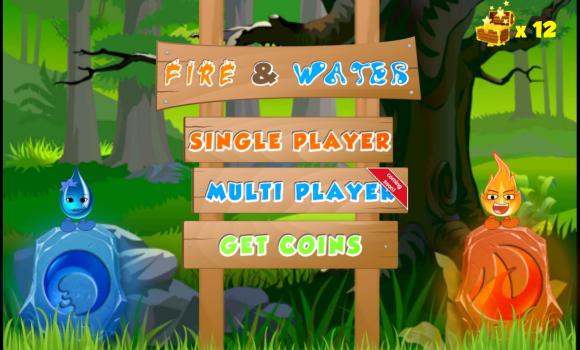 Fire And Water Ekran Görüntüleri - 3