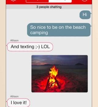 FireChat Ekran Görüntüleri - 5