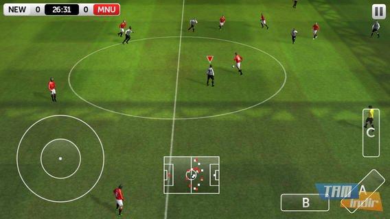 First Touch Soccer 2014 Ekran Görüntüleri - 4
