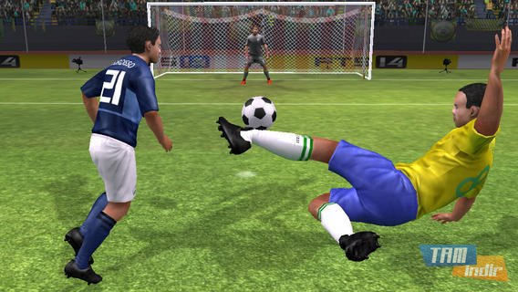 First Touch Soccer 2014 Ekran Görüntüleri - 3
