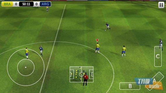 First Touch Soccer 2014 Ekran Görüntüleri - 2