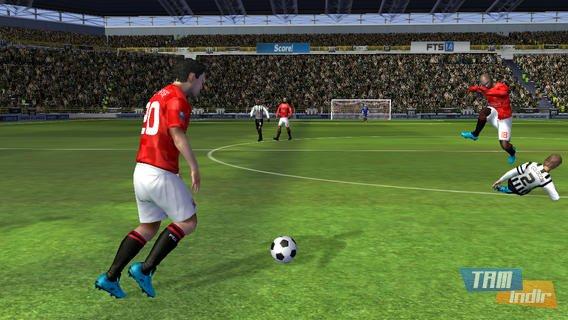 First Touch Soccer 2014 Ekran Görüntüleri - 1