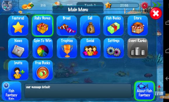 Fish Fantasy Ekran Görüntüleri - 2