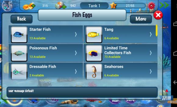 Fish Fantasy Ekran Görüntüleri - 1