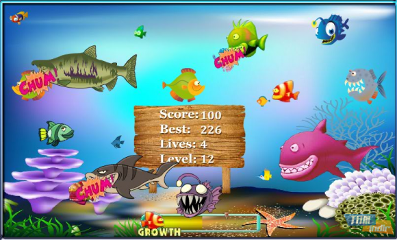 Fishing Game Ekran Görüntüleri - 1