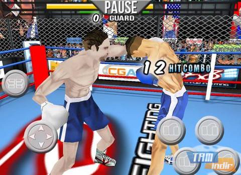 Fists For Fighting (Fx3) Ekran Görüntüleri - 2