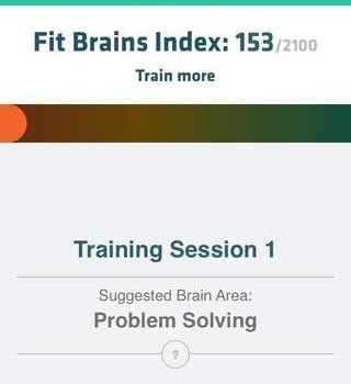Fit Brains Trainer Ekran Görüntüleri - 5