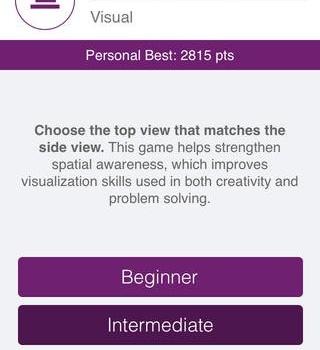 Fit Brains Trainer Ekran Görüntüleri - 3