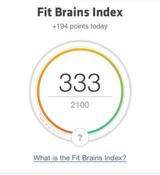 Fit Brains Trainer Ekran Görüntüleri - 1