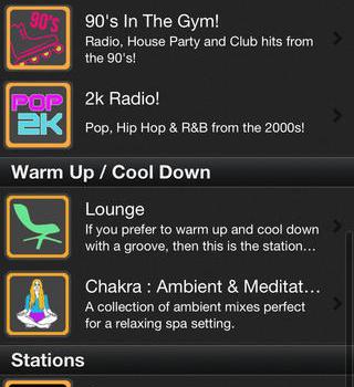 FIT Radio Workout Music Ekran Görüntüleri - 4