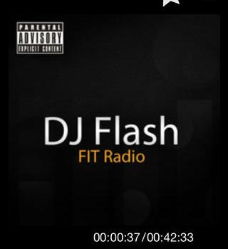 FIT Radio Workout Music Ekran Görüntüleri - 1