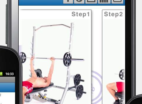 Fitness Buddy FREE Ekran Görüntüleri - 3