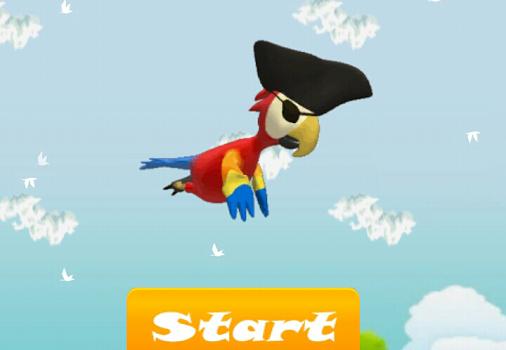 Flappy Parrot Ekran Görüntüleri - 2